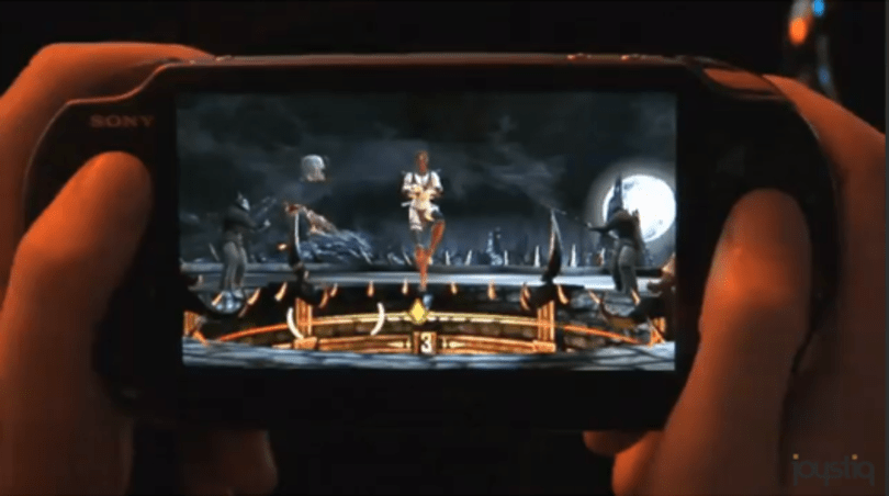 New Mortal Kombat trailer shows off Vita-centric gameplay