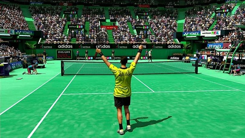 PC port of Virtua Tennis 4 hits the court this summer