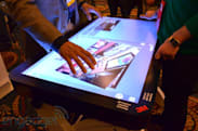 3M Touch Systems 46-inch Projected Capacitive Display hands-on (video)