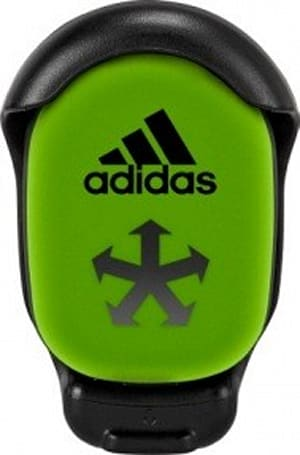 Adidas miCoach Speed_Cell measures your dunking prowess and serving skills