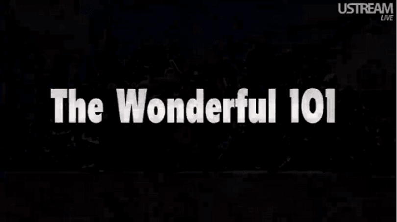 Project P-100 now 'The Wonderful 101' [Update: Now with trailer!]