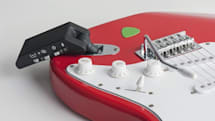 WiFiでギターとPC・アンプを直結するアダプタJack出資募集中、低遅延で非圧縮伝送