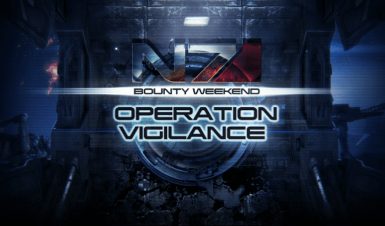 Mass Effect 3 multiplayer enters 'Operation: Vigilance' this weekend
