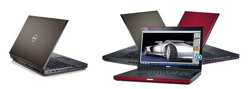Dell Precision M4700, M6700 business laptops suit up (update)