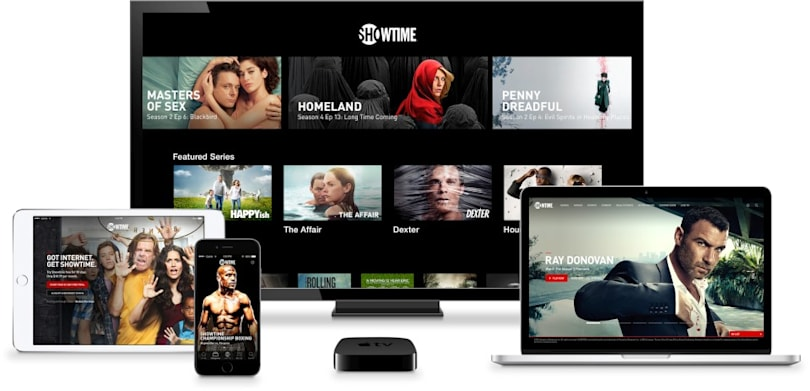Showtime's cord-cutter service will come to Roku and Sony devices