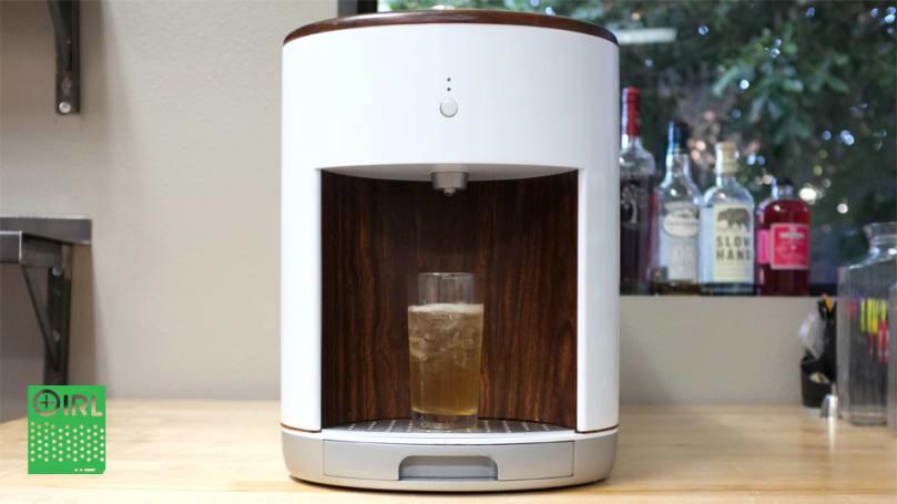 Sorry 007, Somabar's $430 robotic bartender won't shake your martini