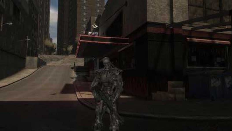 Terminator T-1 mod gives us a taste of our future in GTA IV