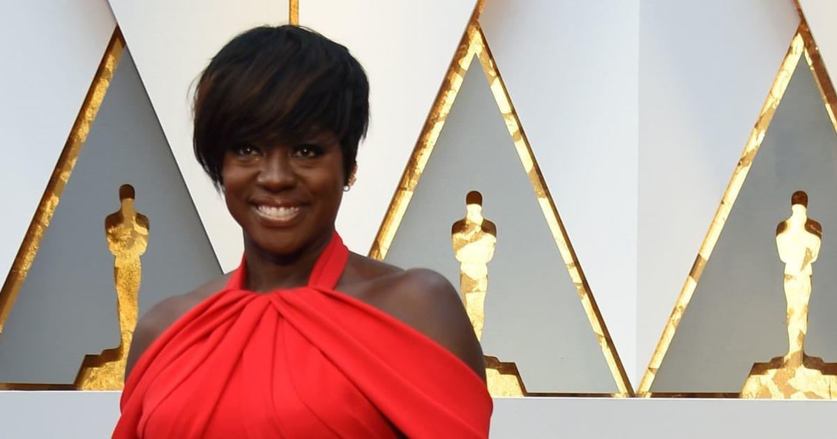 Viola Davis' Best Supporting Actress Oscar Speech Totally Steals The Show