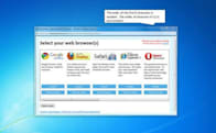 Windows 7's European browser ballot screen revealed, rolling out next week