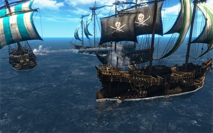 ArcheAge CBT5 emphasizes use of the sea with new features