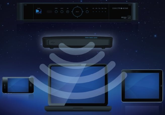 DirecTV Nomad is ready to launch, transcodes DVRed shows for mobile viewing