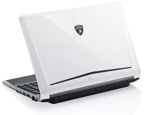 ASUS finally ships Lamborghini Eee PC VX6, but mind that gas guzzler tax