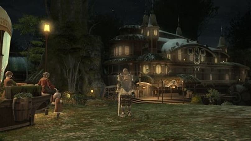 New Final Fantasy XIV developer blog is all about hot Eorzean nights