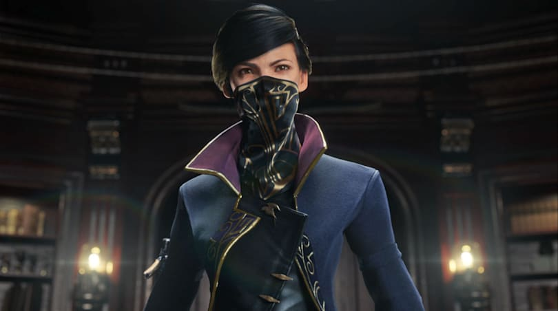 'Dishonored 2' leaves the shadows on November 11th