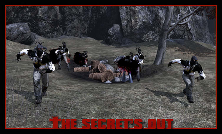 The Stream Team:  Fighting the Filth in The Secret World