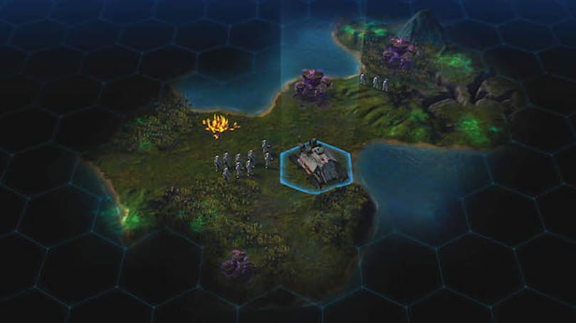 Civilization: Beyond Earth trades pre-orders for exoplanets