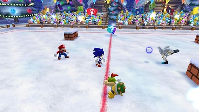 Mario, Sonic, and Profits in Sega's fiscal 2010