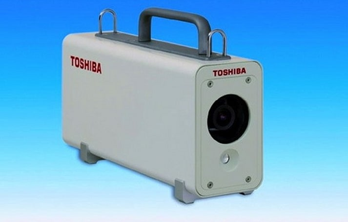 Toshiba's radiation spotting camera means the end of 'nuclear hotspot hide and seek'