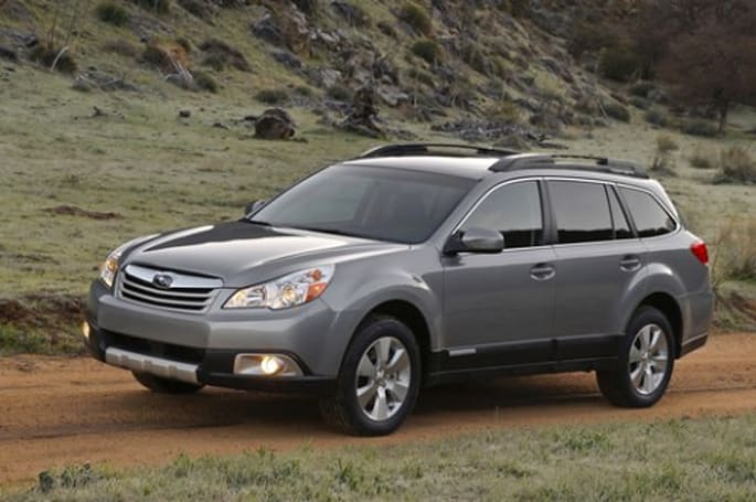 Hackers break into Subaru Outback via text message