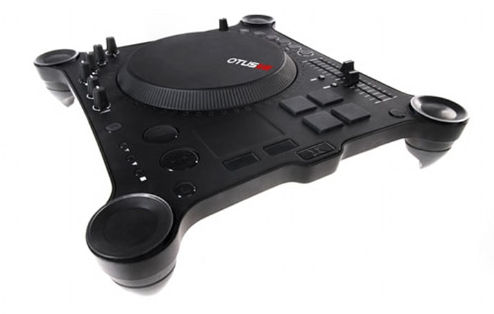 Otus Raw DJ controller outed ahead of NAMM