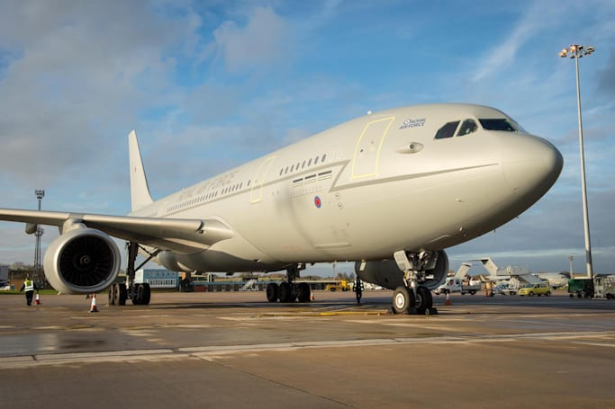 The UK government is getting its own 'Air Force One'