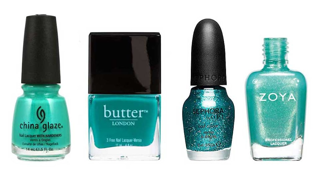 Totally Turquoise!