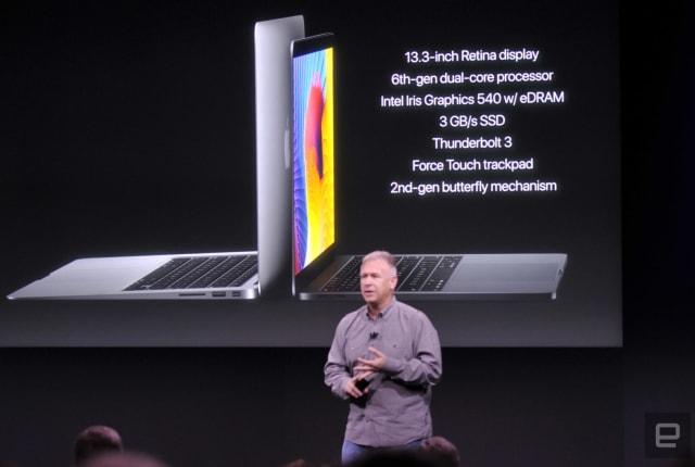 沒有 MacBook Air,但 Apple 出了款不同的低配 MBP 13