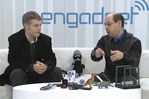 Engadget at CES 2014: Interview with ThinkGeek VP Ty Liotta