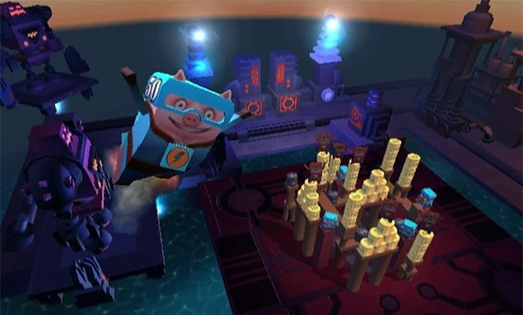 EA: Boom Blox always meant for Wii, Bash Party built with game's level creator