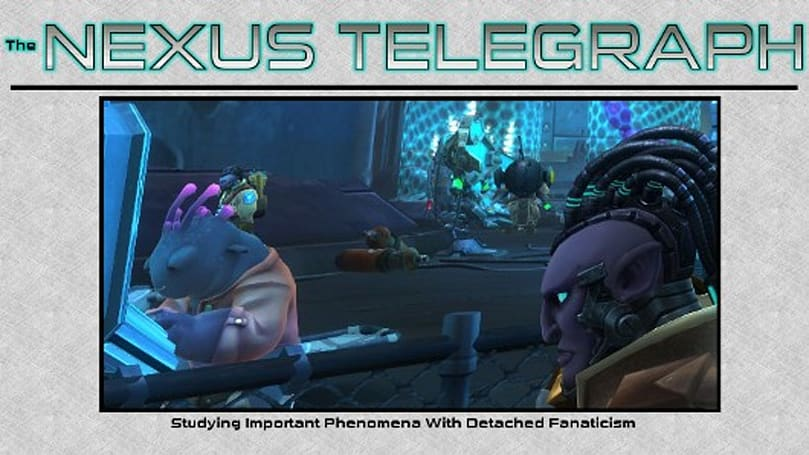 The Nexus Telegraph: Still looking forward to WildStar