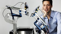 New high-precision eye surgery robot helps doctors stay sharp