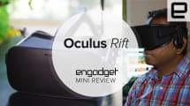 Oculus Rift Mini Review