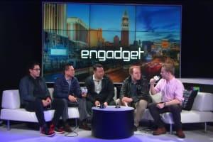 """""""Engadget Versus"""" Editors Against Readers in Fast Racing Neo"""