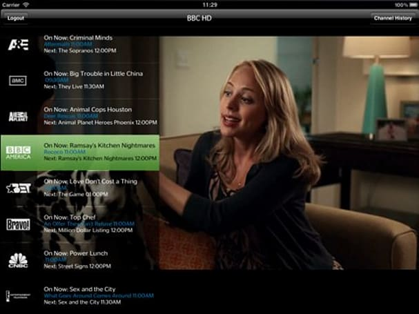Time Warner Cable brings 26 local NYC channels to iOS app, website