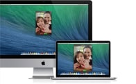 OS X update closes networking security hole, brings more FaceTime features