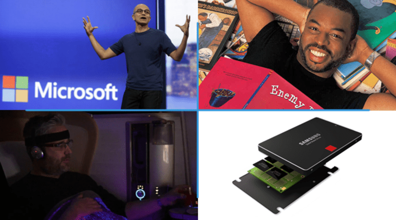 Daily Roundup: Windows 9 gets morphing powers, Reading Rainbow wins Kickstarter and more!