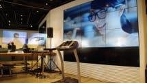 体幹トレーニングも「データ+トレーナー」へ、2月8日公開アプリ「JINS MEME TAIKAN」体験イベント