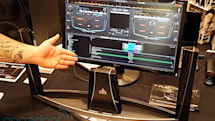 Beamz teams up with Virtual DJ on interactive music system, we go lasers-on (video)