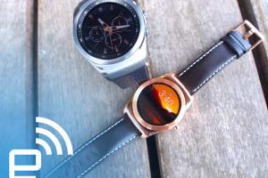 LG's Watch Urbane and Watch Urbane LTE