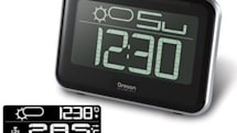 Oregon Scientific's Weather In Motion clock touts proximity sensor