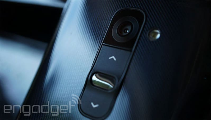 LG promises upgraded image-stabilizing 'plus' camera and 4K video recording on G Pro 2 flagship