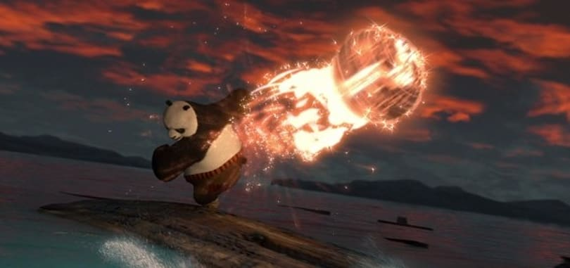 5 ways to explain we're not playing Kung Fu Panda