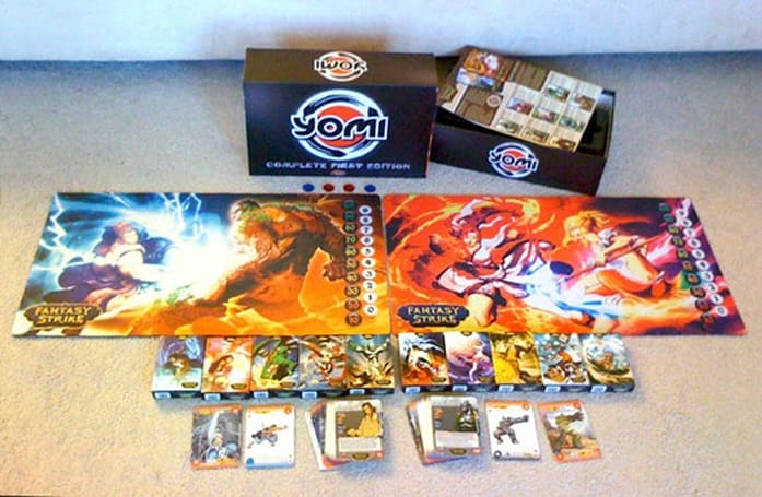 David Sirlin's card-based fighting game Yomi available for pre-order