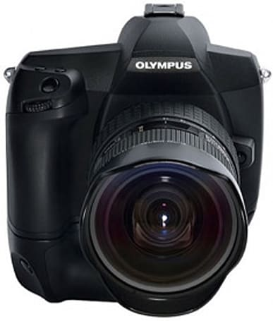 Olympus E-P1 DSLR leaked, slated for fall release?