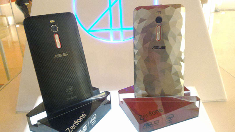 ASUS makes a ZenFone 2 with a whopping 256GB of storage