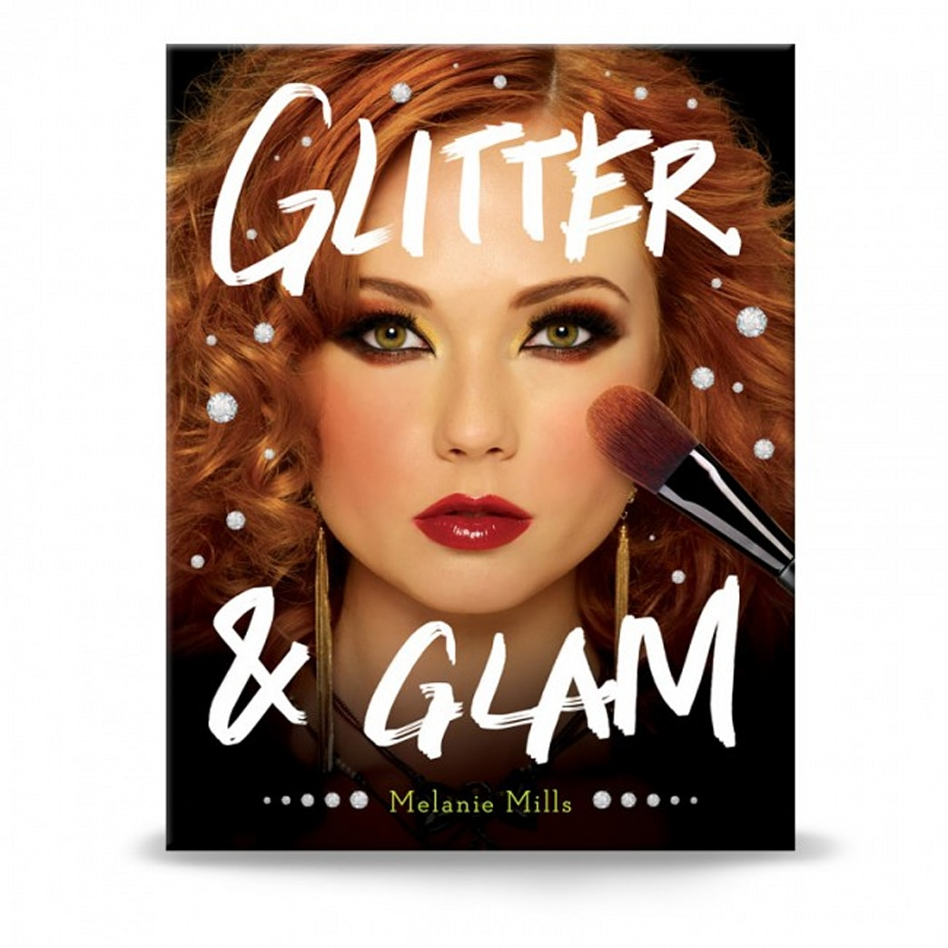 GIVEAWAY: 5-piece Gleam makeup set and a signed copy of celebrity makeup artist Melanie Mills' new book