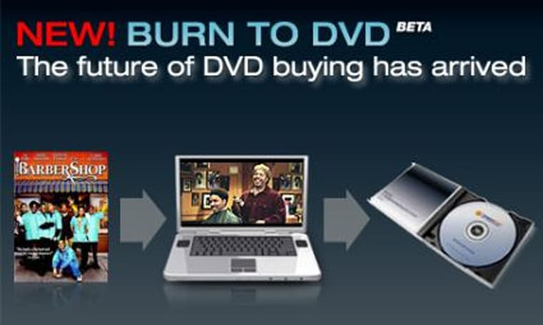 """CinemaNow launches """"Burn to DVD"""" service for select films"""