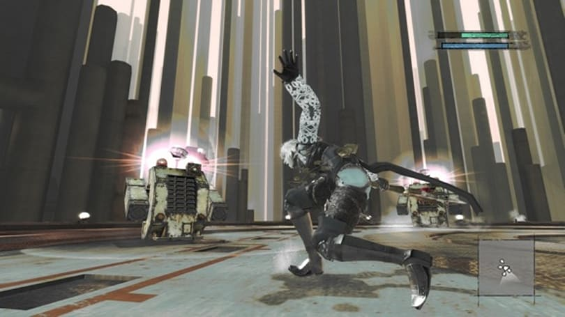 Play as the 'other' Nier in this week's DLC, 'The World of Recycled Vessel'