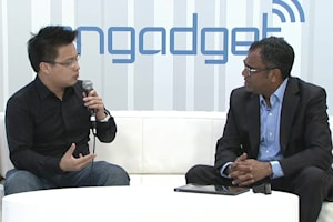 Engadget at CES 2014: Interview with Qualcomm
