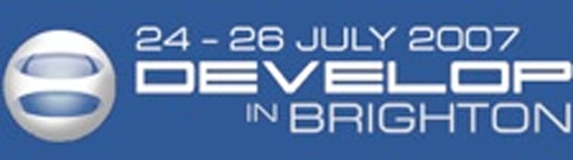Develop 2007 dated, detailed: July 24 to 26 in Brighton
